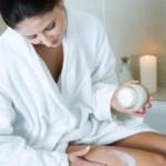 eliminer les vergetures, soigner les marques de la peau